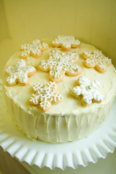 Odessa's Hummingbird Cake