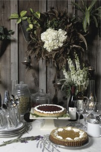 Romantic Holidays Table