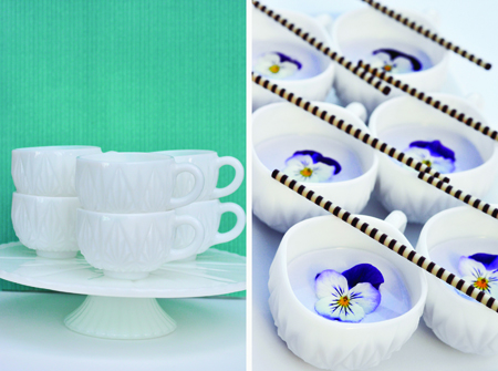 Milk Glass is the perfect beginner's collectible.