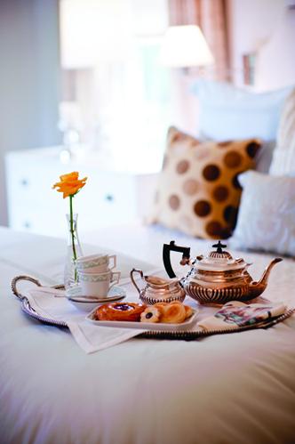 bed tea