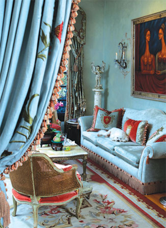 Foreign Accents: How to Incorporate Color