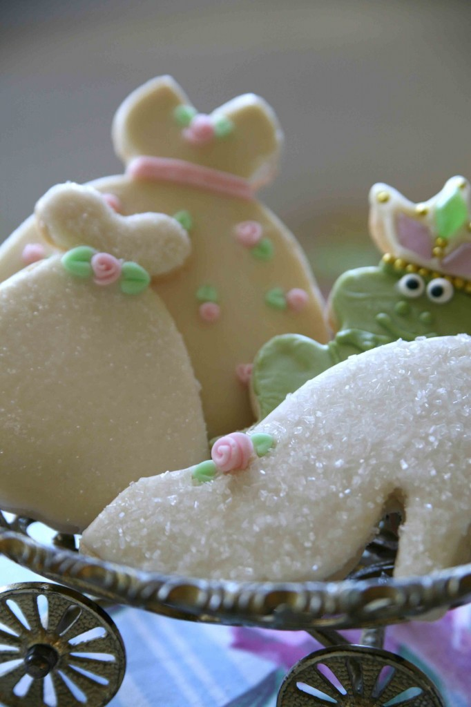 Romantic Fairy Princess Cookies