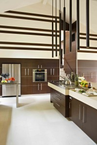 Romantic Modern Kitchen