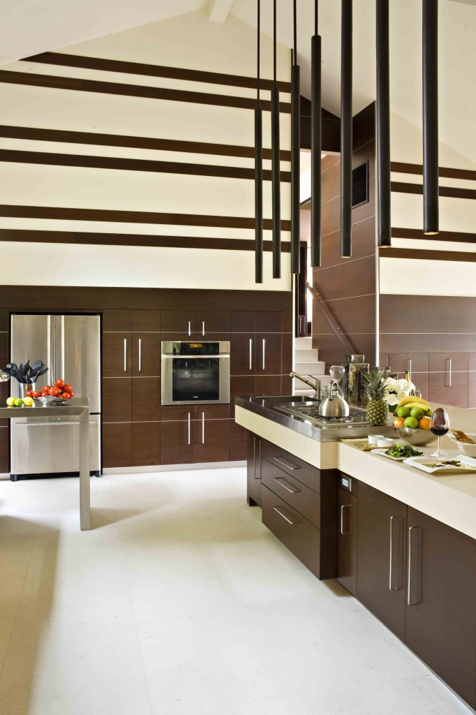 Romantic Modern Chefs Kitchen