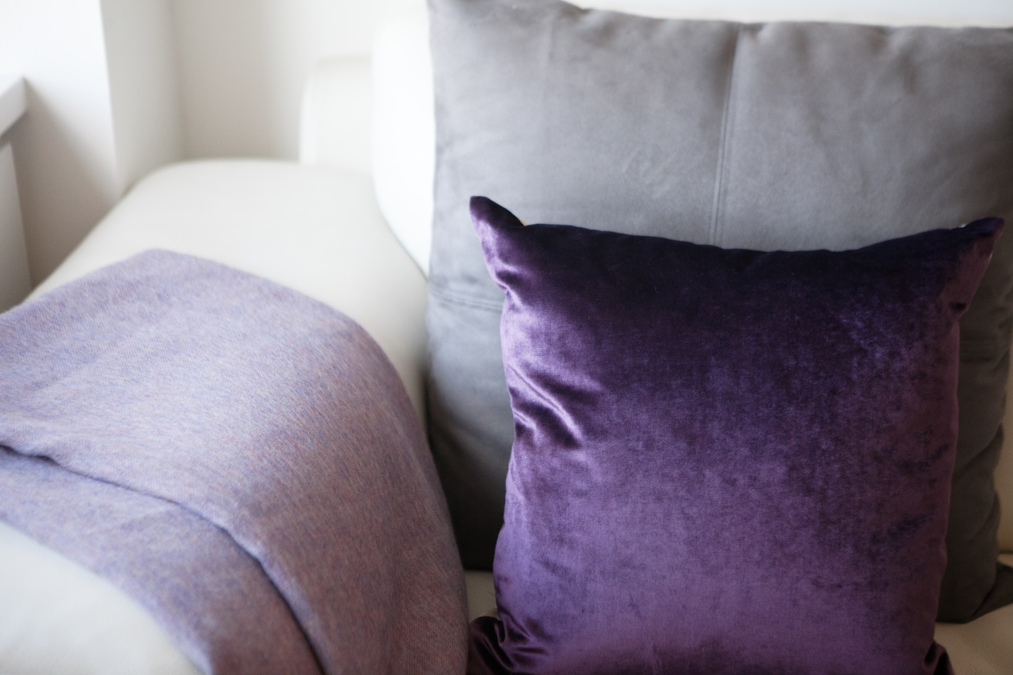 Iosis Velvet Pillows