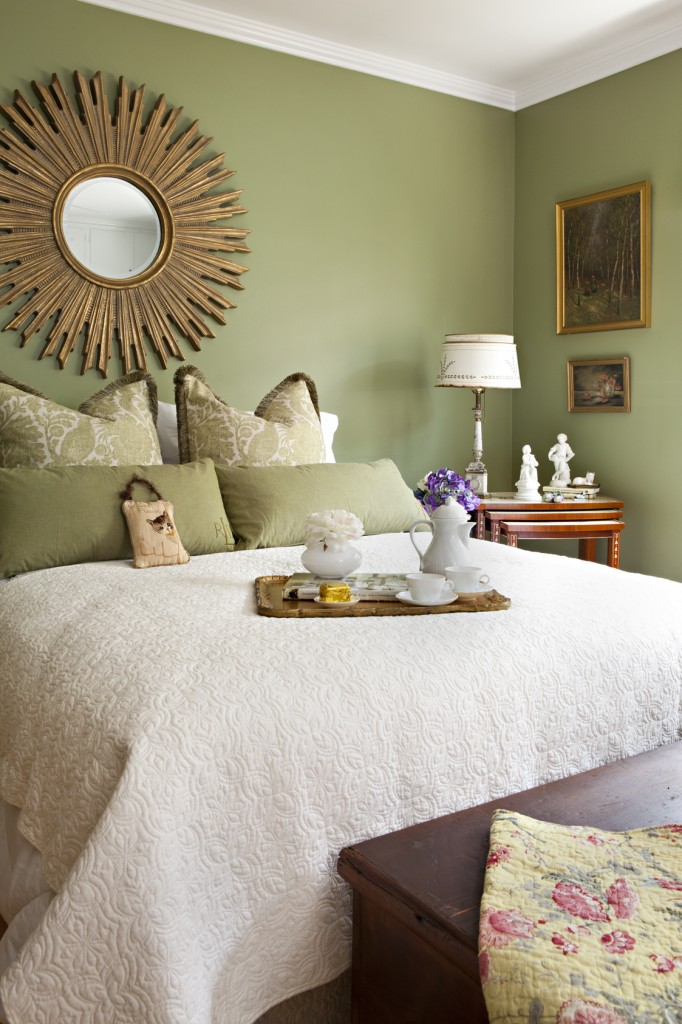 Romantic Spring Bedroom
