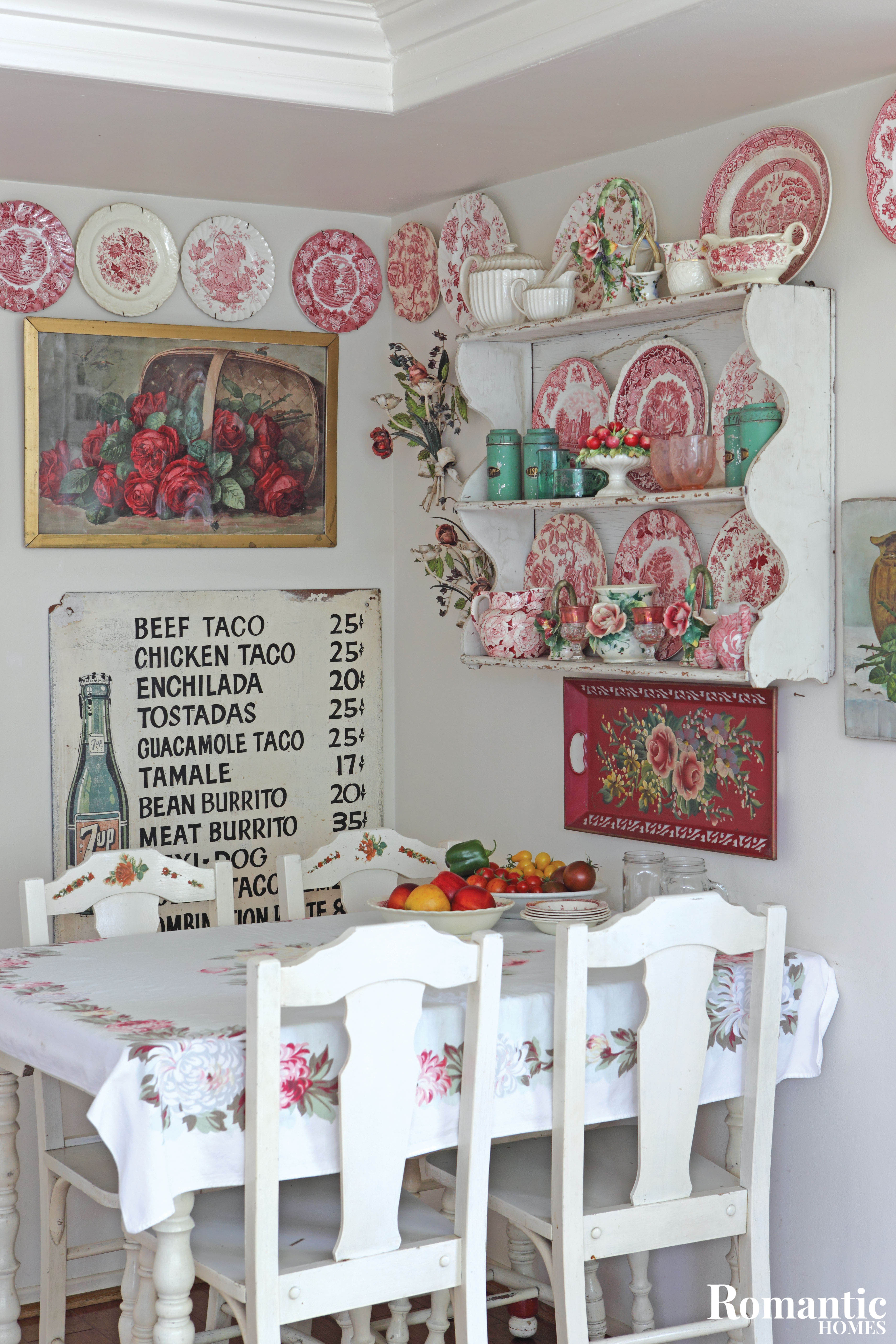 Vintage Country Kitchen 5 steps for a vintage country kitchen transformation ideas