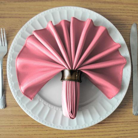 Light Pink SimplyPoly Cloth Napkins
