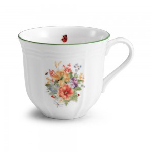 Mikasa Antique Garden Teacup
