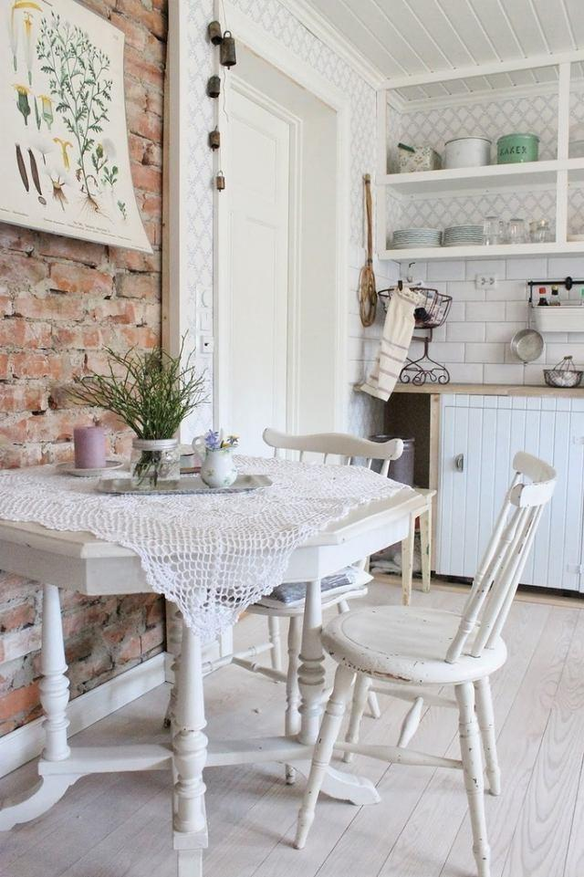 Shabby rustic kitchen