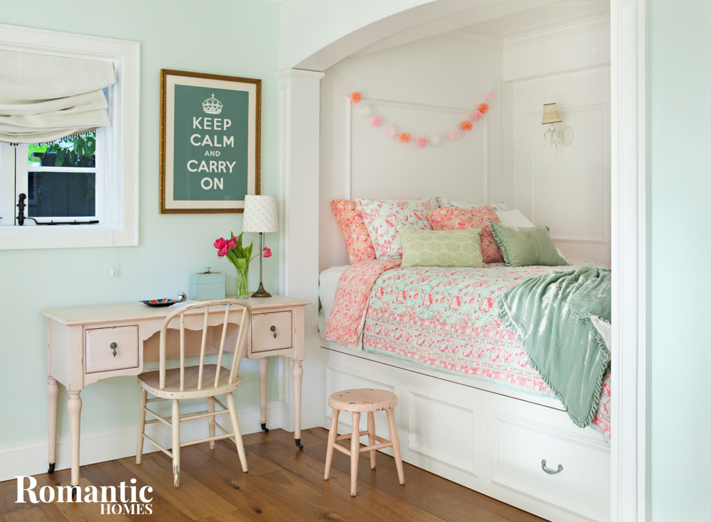 Cottage Bedroom Style