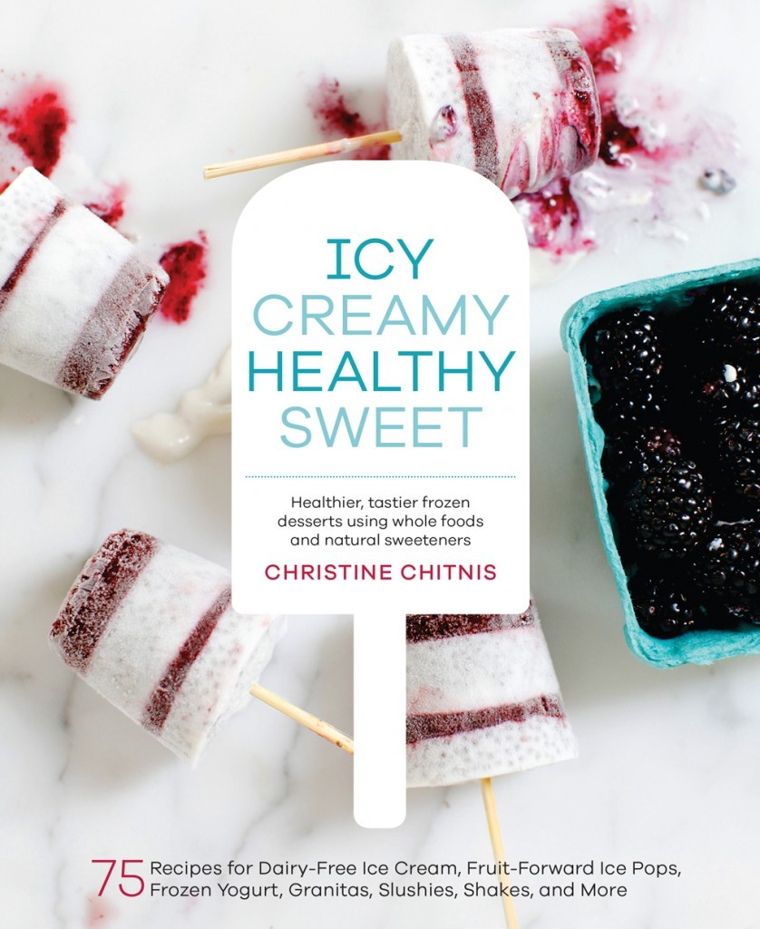 Icy, Creamy, Healthy Sweet