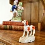 Staffordshire dog collectible