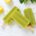 Icy, Creamy, Healthy Sweet: Green Monster Pops