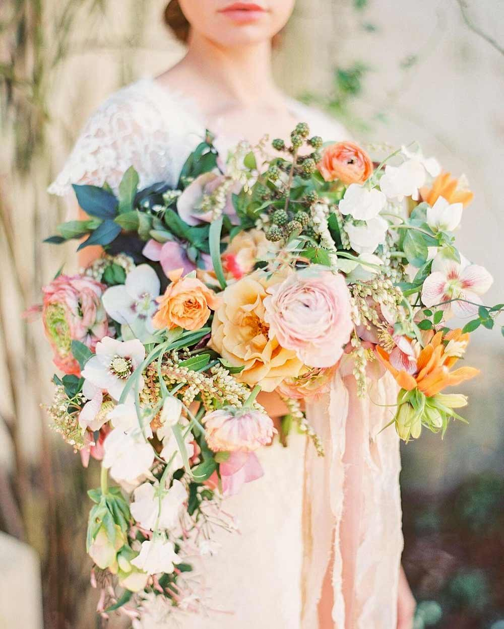An Abundance Of Flowers Romantic Homes
