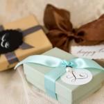 DIY tags on presents