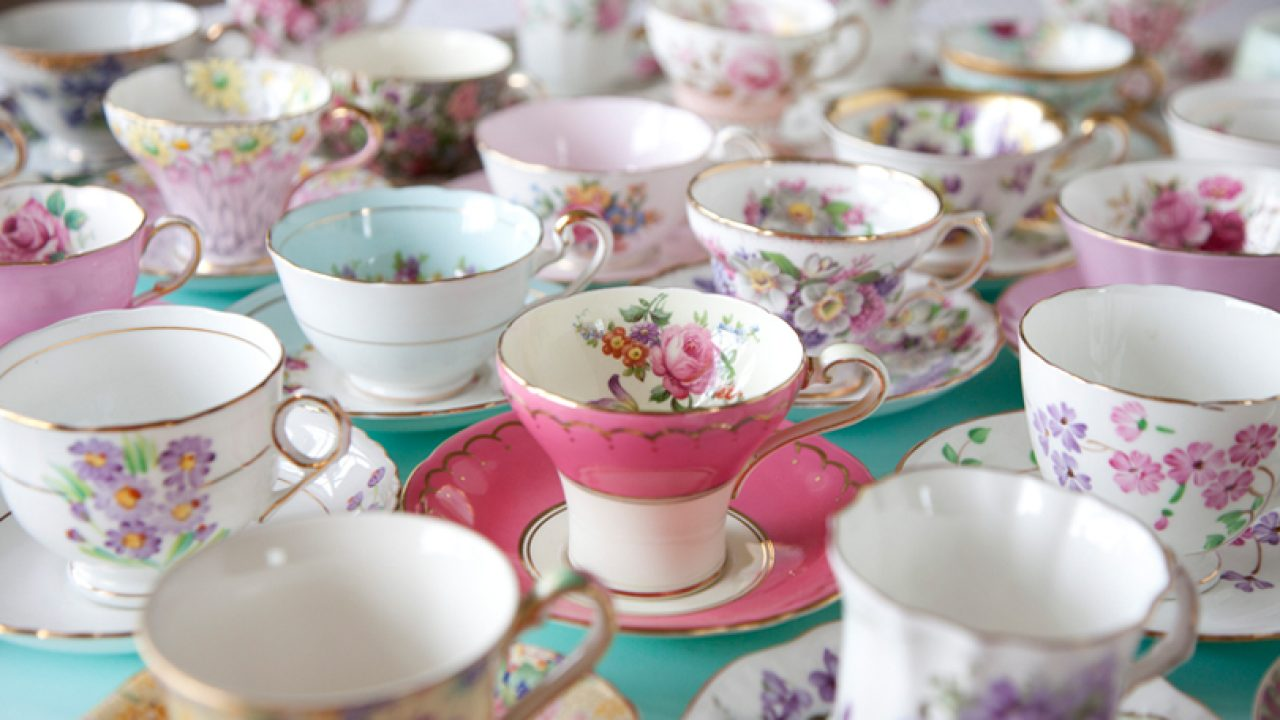 Teacup Treasures A Primer For