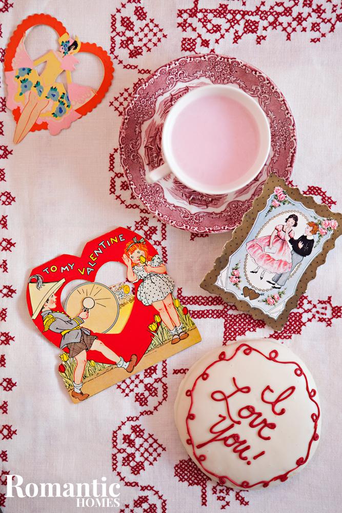 Valentines Day ephemera