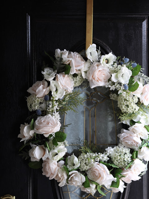 Courtney Allison's Chantilly Wreath