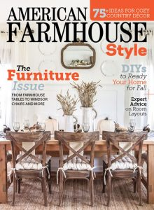 American Farmhouse Style Fall 2018