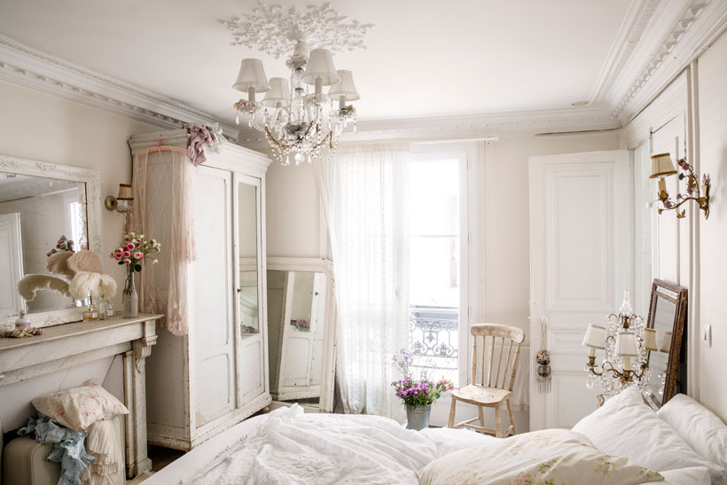 wonderful romantic shabby chic bedroom | Romantic Homes, Author at Romantic Homes